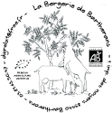 Cabra'zella - chèvre frais façon mozarelle/feta - rondin de 100g min (AB)