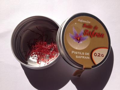 Pistils de safran 0,2 gramme