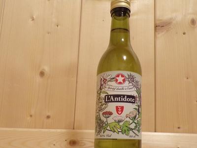 Anis distillé sans sucre ANTIDOTE 50cl