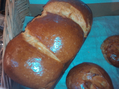 Brioche nature - 700 g