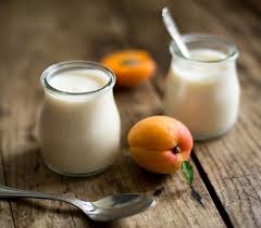 nn- Yaourt abricot  avec morceaux de fruits