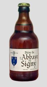 Bière de l'Abbaye de Signy - 1 bouteille de 33cl
