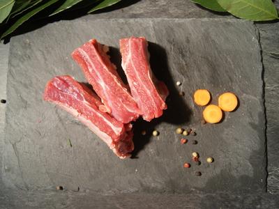 Blanquette de veau avec os