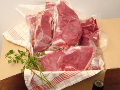 Colis de veau :  blanquette avec os/blanquette sans os/osso bucco/escalope/roti noix/roti épaule/côte