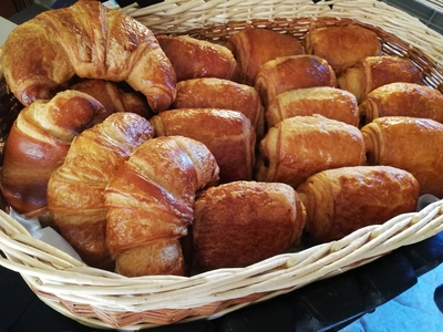 Croissants bio - Lot de 2