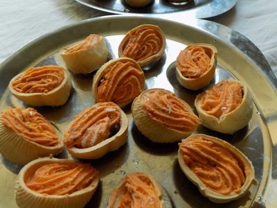 Croquilles d'Escargots à la Provençale