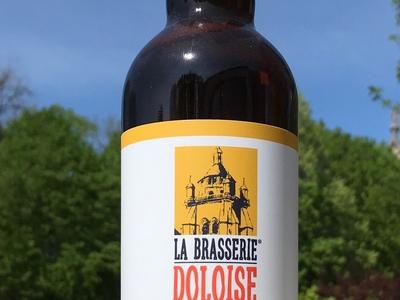 """Bière Blonde BIO """"La Corne des Epissiers"""" 75 cl"""