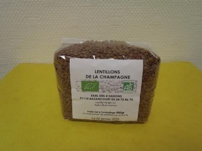 Lentillons 500 g