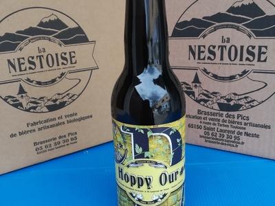 Bière HOPPY OUR#4 IPA 5.5°, 75cl