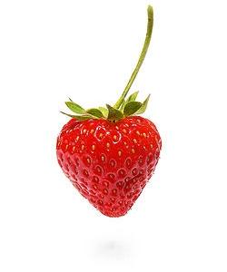 Sirop de fraises