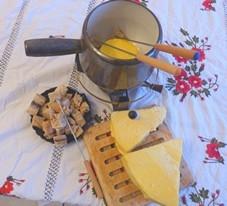 Fromage au lait cru de vache Jersey  affinage 5 semaines