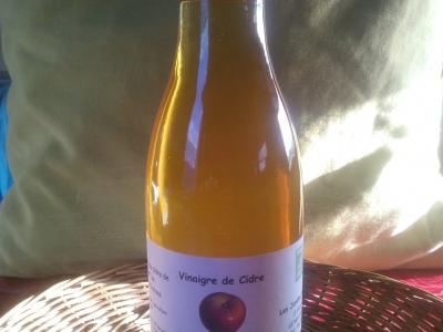 Vinaigre de cidre - bouteille de 1l