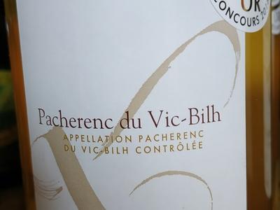 Pacherenc DOUX (75 cl)