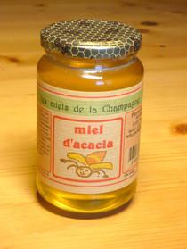 miel d'acacia  2018 :500g