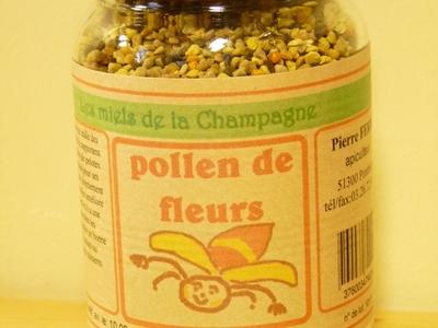 pollen de fleur 250 g