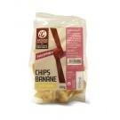 Produits apéritifs - chips banane - goût sucré - 100g