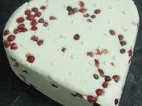 Bô baies roses - coeur de chèvre frais au lait cru (AB)