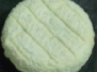 Chevret - crottin de chèvre au lait cru (AB) - DEMI-SEC