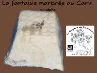 Fantaisie marbrée au carvi - pyramide MISECHE - au lait cru (AB)