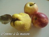 Compote d'Hiver : Pomme/ Coing (230g)