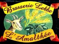 la Bière blonde : l'Amalthée