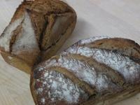 Ardéchois (pain à la châtaigne et farine Bise) – 600 g