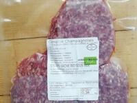 Steak Haché de mouton