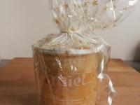 Coffret à offrir miel de colza aubépine dur