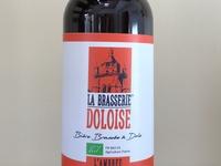 """Bière Ambrée BIO """"Comme un été aux Bains"""" 75 cl"""