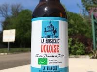 """Bière Blanche BIO """"L'or blanc de la Collégiale"""" 33 cl"""