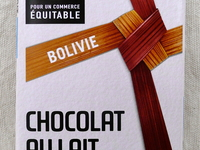 Chocolat au lait 100g