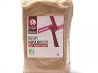 Mascobado (sucre de canne complet) 1kg