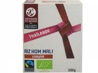 Riz Hom Mali blanc de Thaïlande 500g