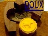 Beurre de baratte doux au lait cru - motte de 125 grammes