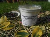 Crème fraîche pasteurisée 25 cl