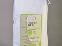 Farine blé - bio - 1kg - Ardennes