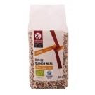 quinoa - trio (blanc, rouge, noir) de quinoa real - 500g - Bolivie