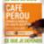 Café arabica moulu Pérou sachet de 250g