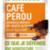 Café arabica moulu  Pérou sachet de 500g