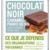 Tablette de chocolat Noir caramel pointe de sel
